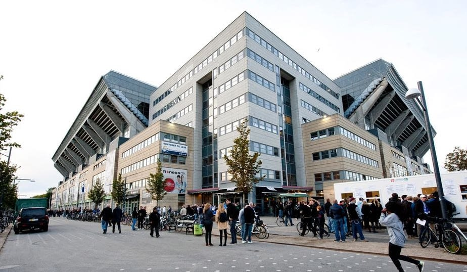 EUROEYES OPENS FLAGSHIP EYE CLINIC IN DENMARK'S NATIONAL STADIUM